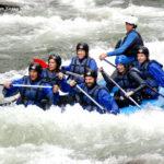rafting Noguera Pallaresa